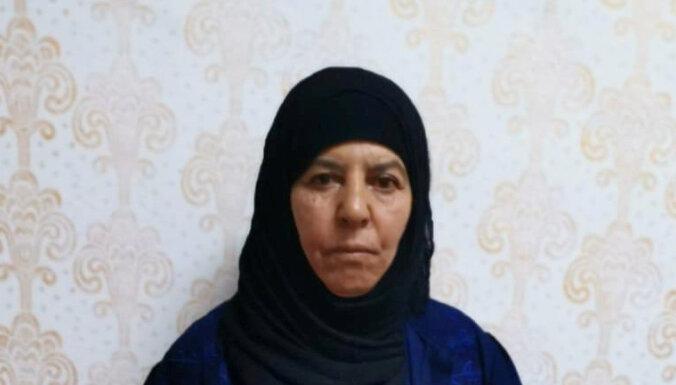 Турецкие военные заявляют о поимке сестры аль-Багдади