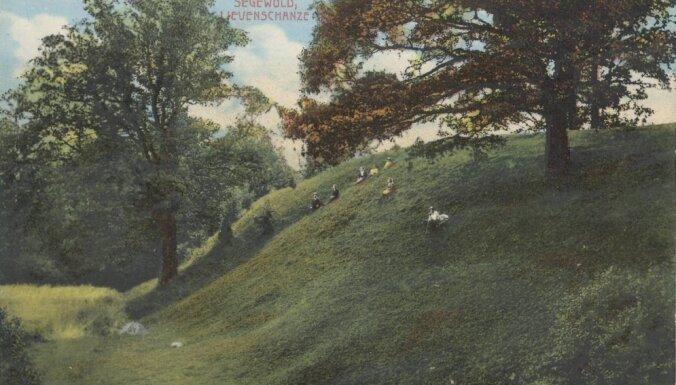 Ideja pārgājienam: Sateseles pilskalns un dabas taka ar avotiņu