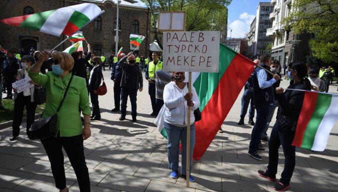 Bulgārijā notiks ārkārtas parlamenta vēlēšanas