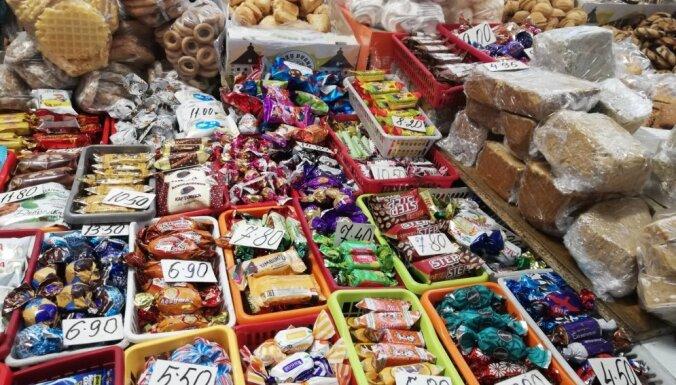 Такой сочный, как чебурек. Delfi исследует Кенгарагский рынок