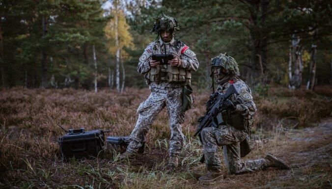 Все заболевшие Covid-19 латвийские солдаты выздоровели и вернулись в строй