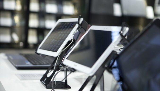 Названы самые популярные планшеты в Латвии по версии Tele2