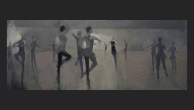 Galerijā 'Slazds' atklās Sandas Skujiņas izstādi 'Corps de ballet'