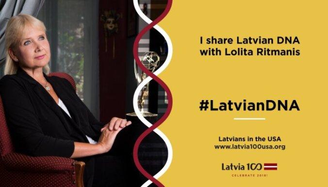 Amerikas Latviešu apvienība īpašā kampaņā aicina lepoties ar latviešu gēniem