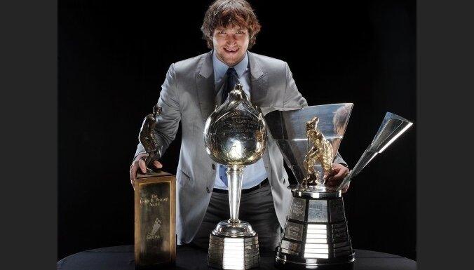 Овечкин признан лучшим российским легионером НХЛ