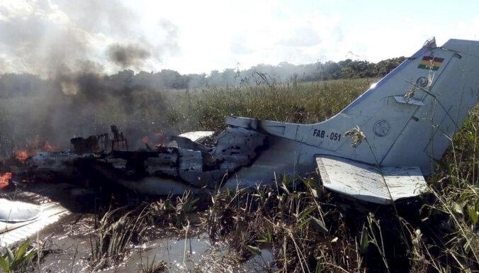В Боливии разбился самолет с испанскими репатриантами, шесть человек погибли