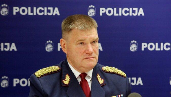 Februārī amatu atstās Valsts policijas priekšnieks Ķuzis (plkst.10.58)