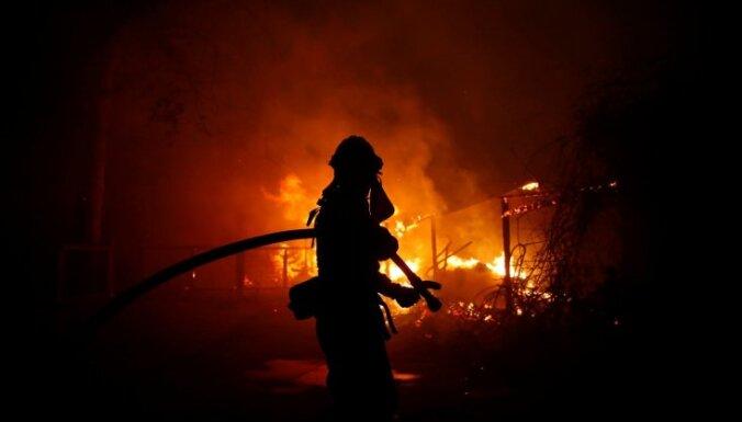 Как пожарный-доброволец в Испании оказался поджигателем