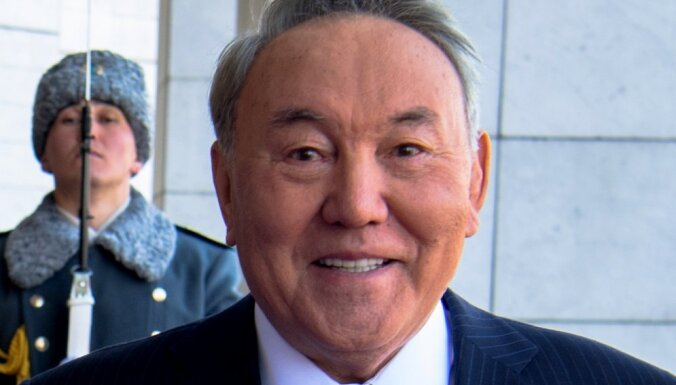 Назарбаев подписал указ о переходе Казахстана с кириллицы на латиницу