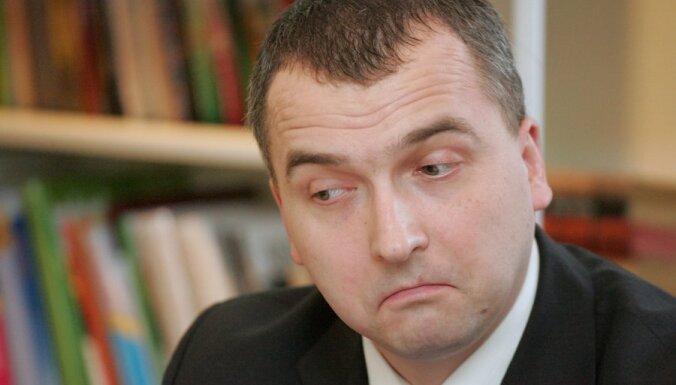 Vilnītis sola ierosināt jaunu disciplinārlietu pret Vilku par KNAB iekšējās kārtības noteikumu pārkāpšanu
