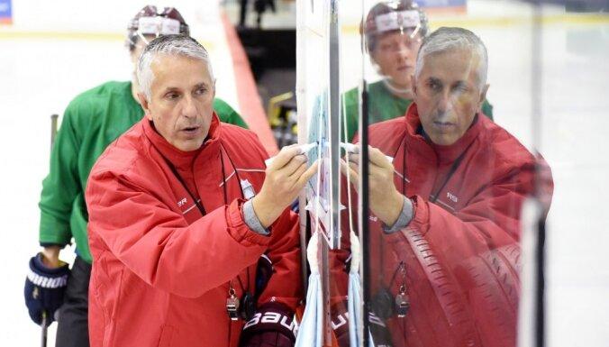 Боб Хартли спешит в Ригу на семинар и тренировки с ведущими хоккеистами сборной