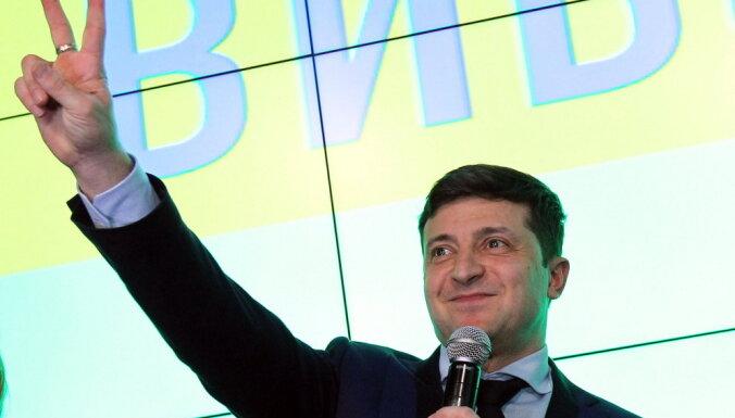 ЦИК Украины официально объявил о втором туре выборов президента