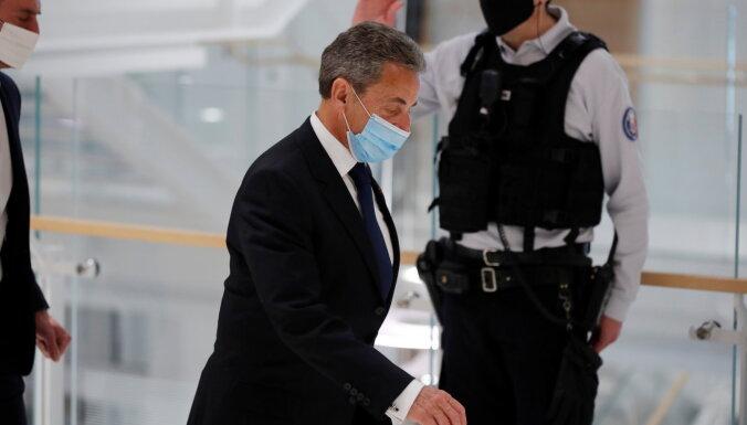Саркози опять грозит тюрьма. Экс-президента судят за незаконное финансирование предвыборной кампании