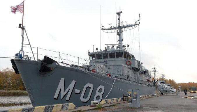 ETV+: Страны Балтии планируют вместе обновить военно-морской флот
