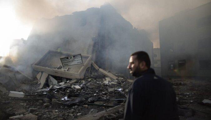 Власти сектора Газа заговорили о перемирии с Израилем