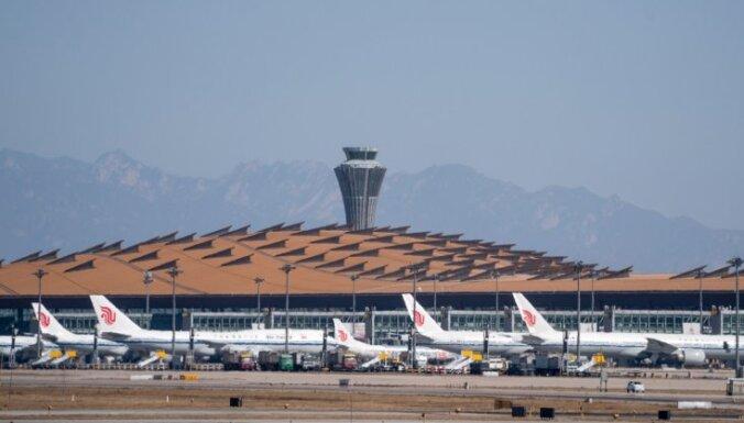 Eiropa slēdz gaisa telpu 'Boeing 737 MAX' lidmašīnām