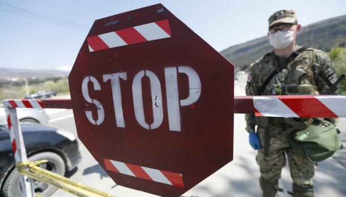 Vairākas Eiropas valstis atvieglo pandēmijas dēļ noteiktos ierobežojumus