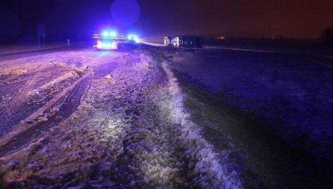 Аварии с автобусами Lux Express: водители допрошены в качестве подозреваемых