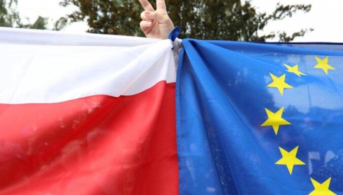 Pēc ES Tiesas lēmuma amatos atgriežas vairāki Polijas Augstākās tiesas tiesneši