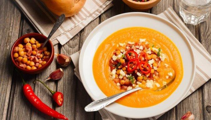 Легкий ужин за 20 минут: Семь рецептов вкусных овощных супов