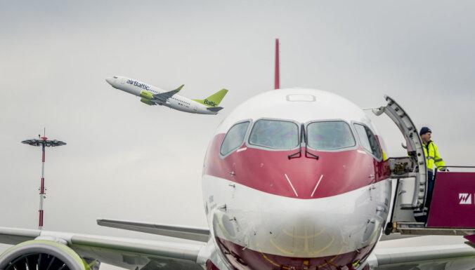 airBaltic возобновит рейсы в Стокгольм