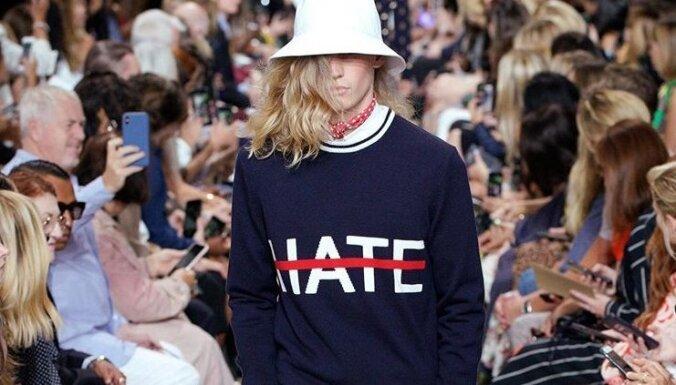 Война без драк: чем запомнилась Неделя моды в Нью-Йорке