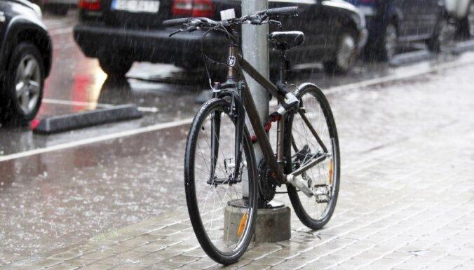 Жёлтое предупреждение: в четверг вечером возможен ливень с градом
