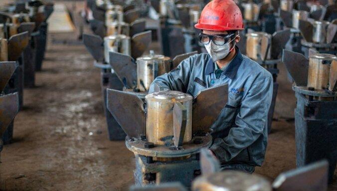 Китай перехватил у Германии лидерство в экспорте продукции машиностроения
