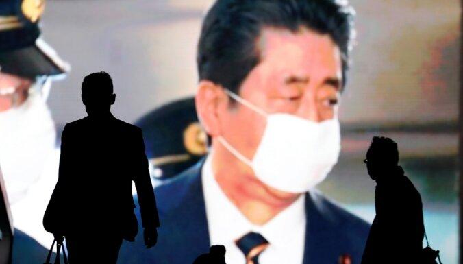Covid-19: Japāna pasludina ārkārtējo stāvokli