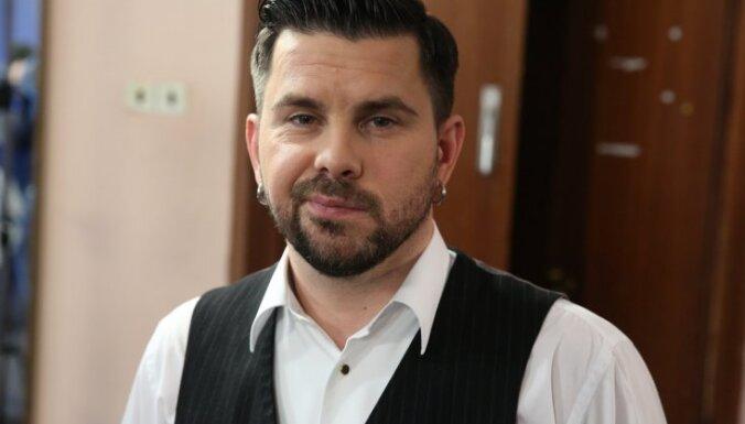 Интар Бусулис очаровал публику на шоу Максима Галкина