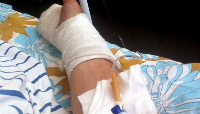 Ārstu nolaidības dēļ jēkabpilietim jāārstējas slimnīcā