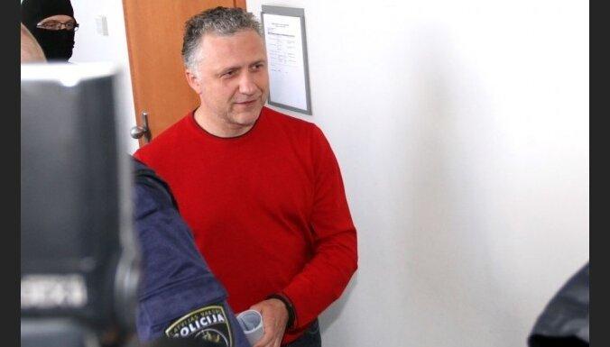 Tiesa apcietina 'Latvenergo' viceprezidentu Meļko (17.42)
