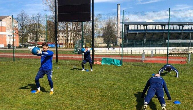 Futbola aplokšņu algas: VID veicis kratīšanu FK 'Ventspils'