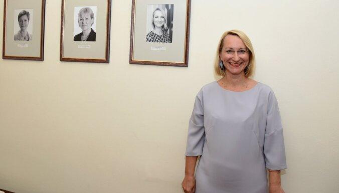 Melbārde: 'Uzskatu par savu pienākumu turpināt cīnīties par koncertzāli'