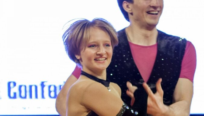 Katerīna Tihonova, Katerina Tikhonova, Putina meita