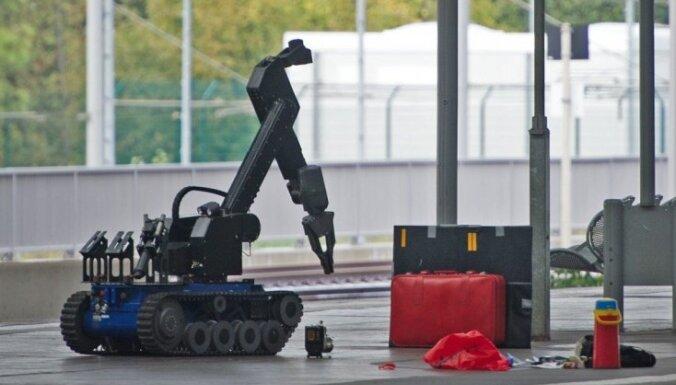 Pēc sprāgstvielu atrašanas Berlīnē pastiprina drošības pasākumus