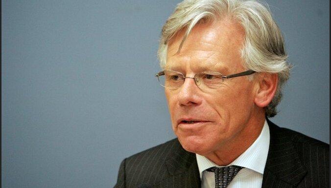 После референдума в Латвию прибудет комиссар ОБСЕ Воллебек