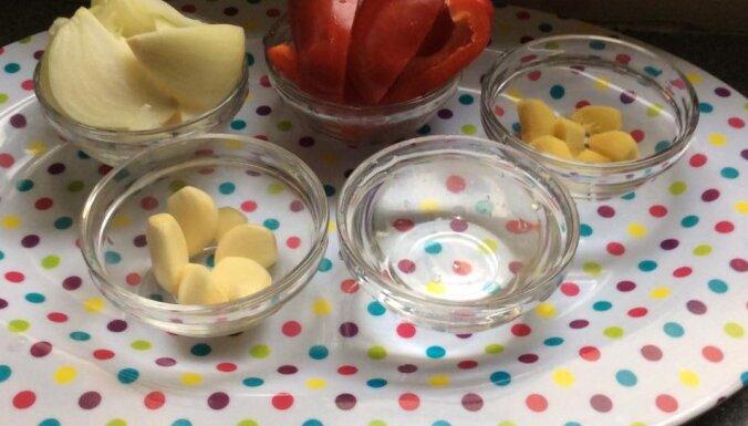 Soli pa solim: kimči jeb fermentēti kāposti korejiešu gaumē