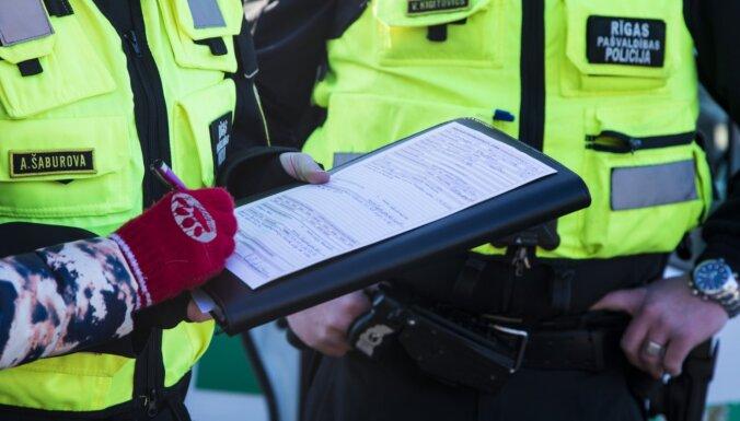 Вечеринка в центре Риги: студенты-иностранцы прятались от полиции под кроватью и в шкафах
