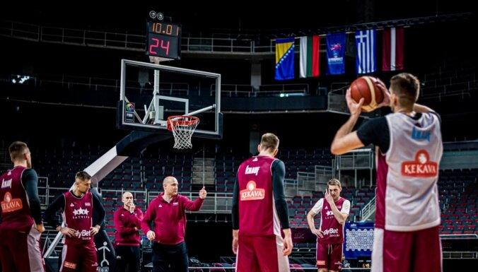 Štelmahers atklājis Latvijas izlases sastāvu spēlei pret Bulgāriju
