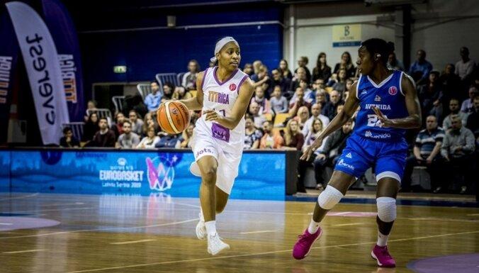 Американской баскетболистке дадут латвийское гражданство для усиления сборной