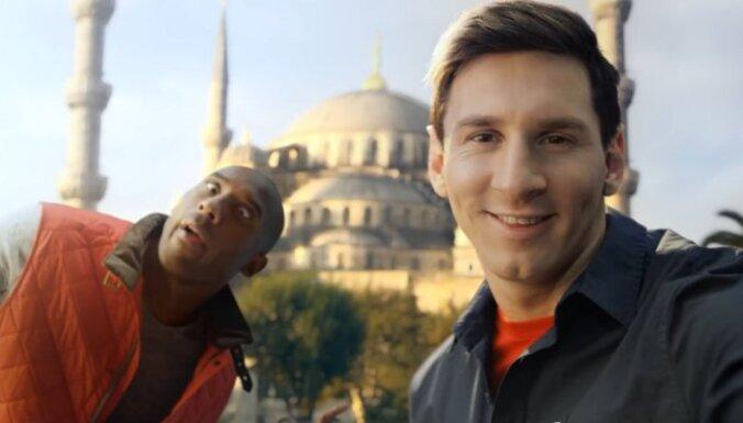 Lionel Messi, Kobe Bryant