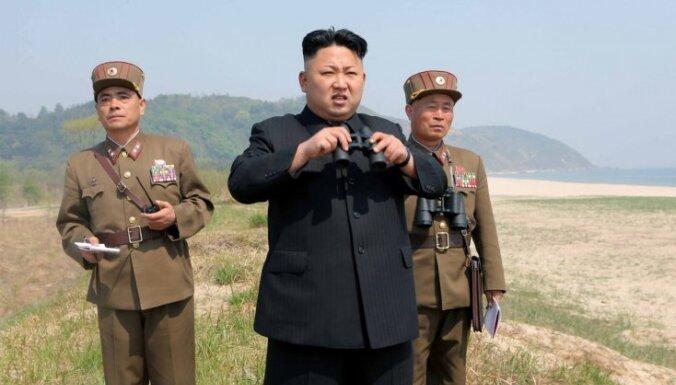 Krievijas lielākie draugi - Irāna, Ķīna, Ziemeļkoreja?