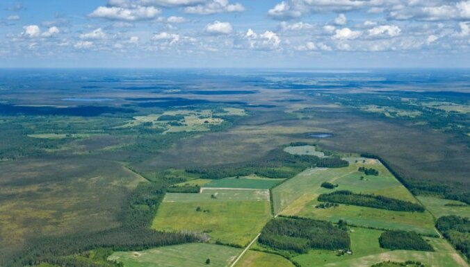 Latvijas Zemes fonds jau atpircis 292 hektārus zemes 600 000 eiro vērtībā