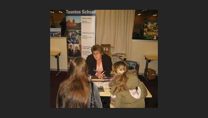 Выставка британского образования 6 и 7 октября