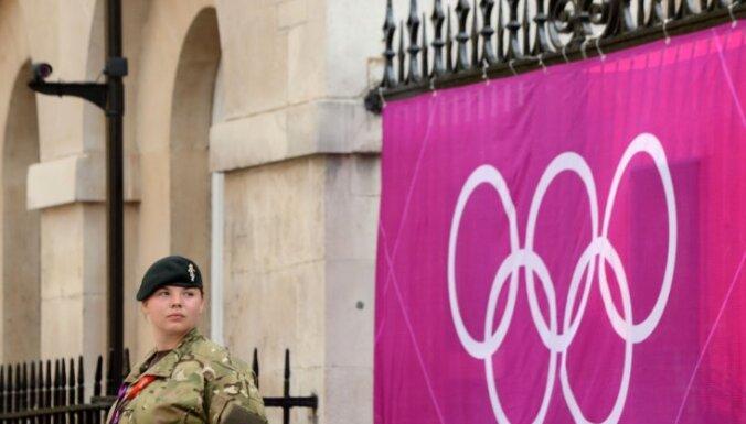 Atkārtotās Londonas Olimpiādes dopinga analīžu pārbaudēs atklāti 23 pozitīvi paraugi