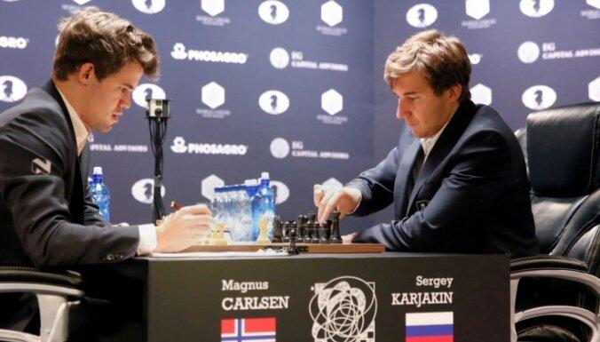 """Каспаров назвал """"недоразумением"""" возможное чемпионство Карякина"""