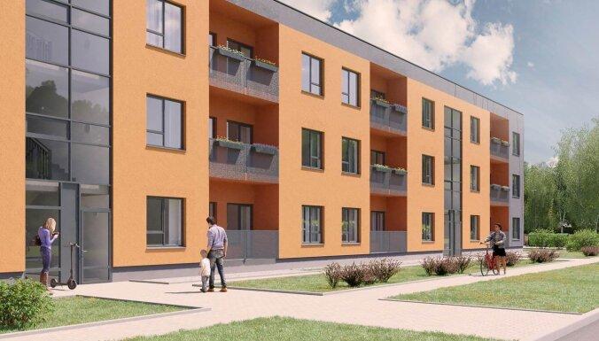 Mežaparkā veidos jaunu dzīvokļu projektu 'Harmony'