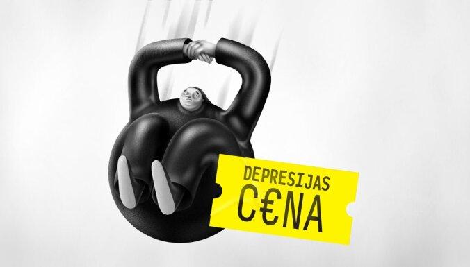 Depresiju nevar izārstēt tikai ar medikamentiem