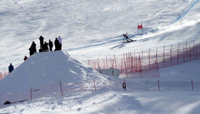 Jaunie kalnu slēpotāji sāks atlasi par ceļazīmi uz Insbruku